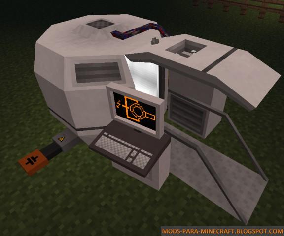 Imagen 2 del Electrical Age Mod para Minecraft 1.7.2/1.7.10