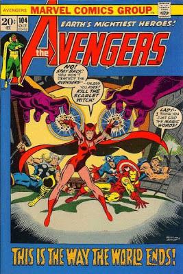 Avengers #104
