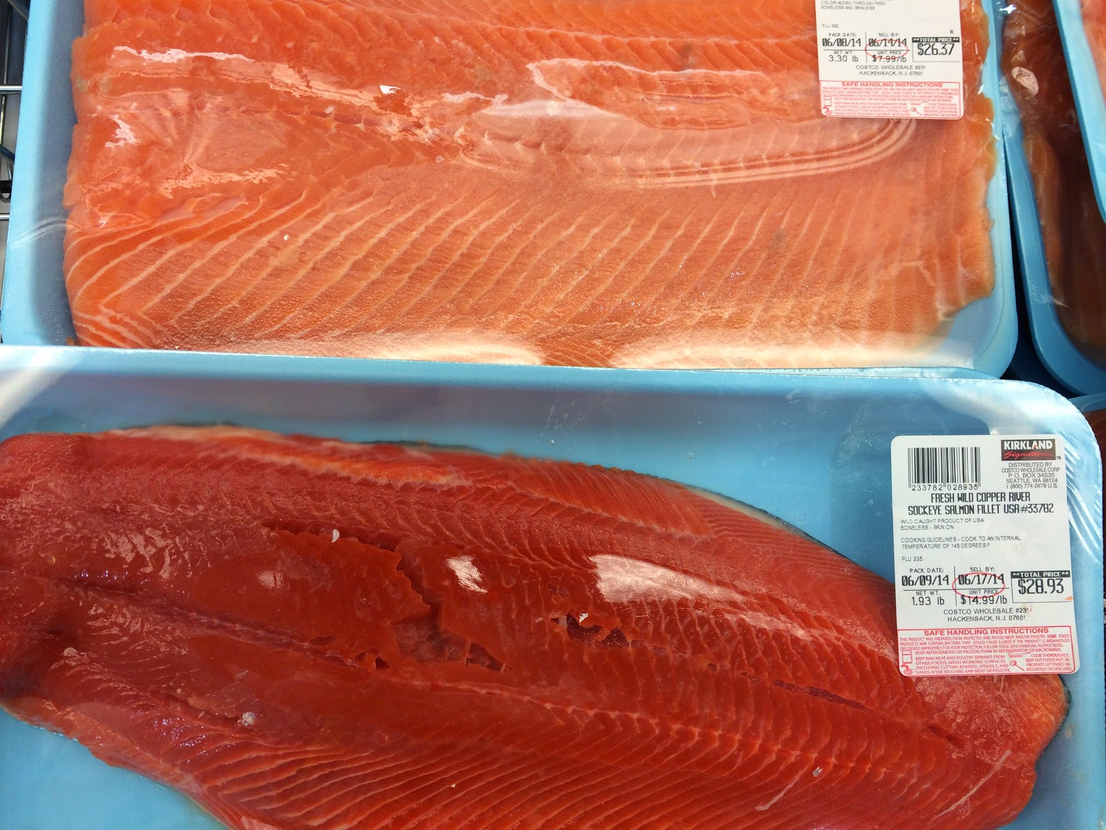 Do you really know what you 39 re eating costco wholesale for Costco frozen fish