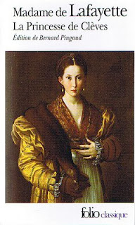 La princesse de Clèves - madame de Lafayette