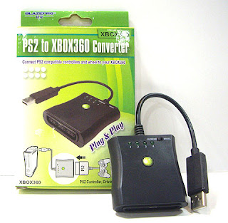 Playstation 2 to Xbox 360 adapter