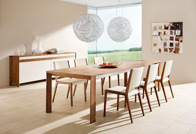 Modern Dining Room Furniture Decoration