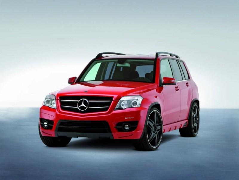 Lorinser mercedes benz glk 280 v6 benztuning for Mercedes benz glk350 amg