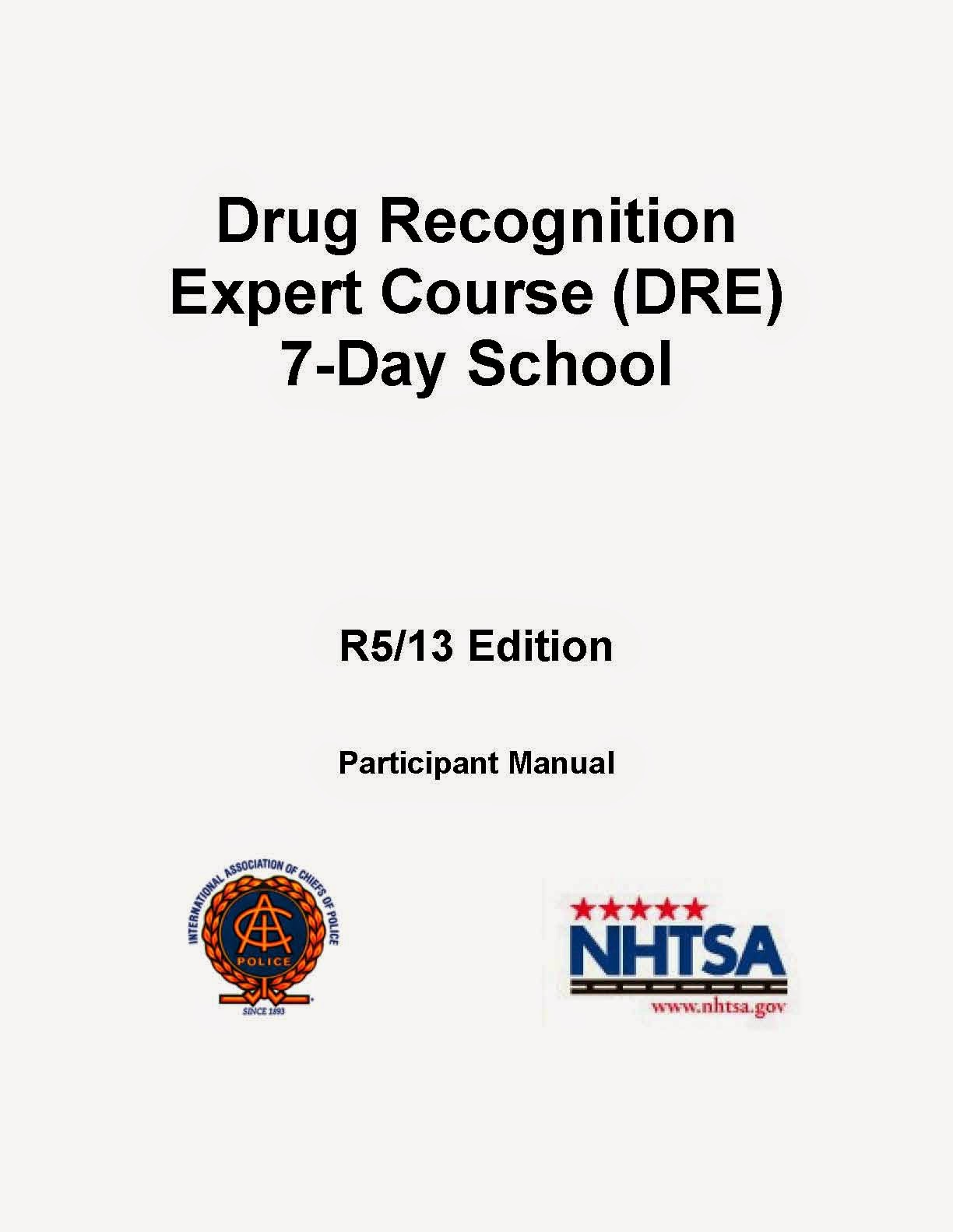 Florida Drug Recognition DRE Experts