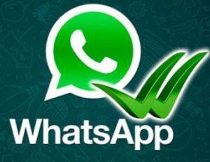 Whatsapp visto e letto se compare il doppio segno blu - Come sapere se un messaggio e stato letto ...