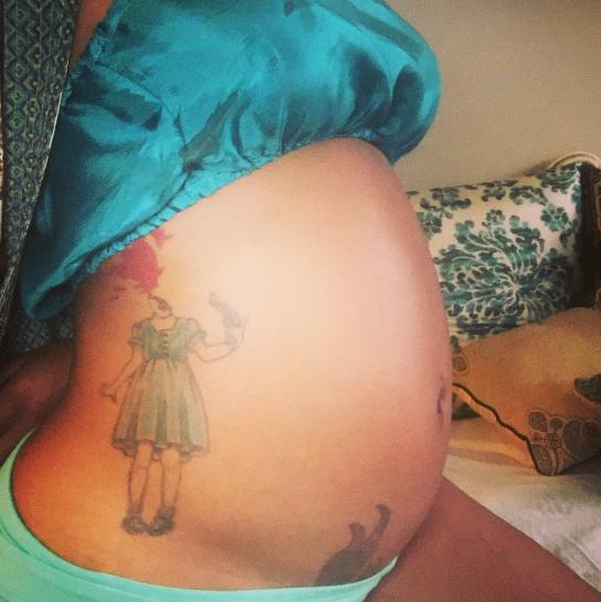 joseline hernandez tattoos