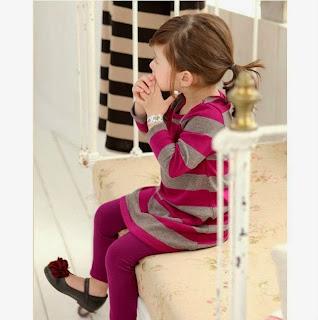 gambar anak kecil cantik bergaya ala korea
