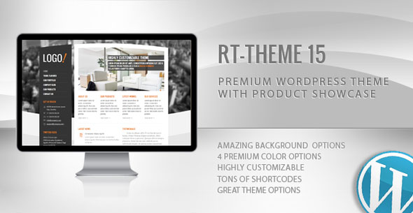 Image for RT-Theme 15 Premium Theme by ThemeForest