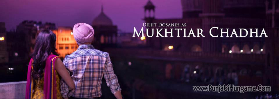 Diljit Singh As Mukhtiar Chadha Cover Photo