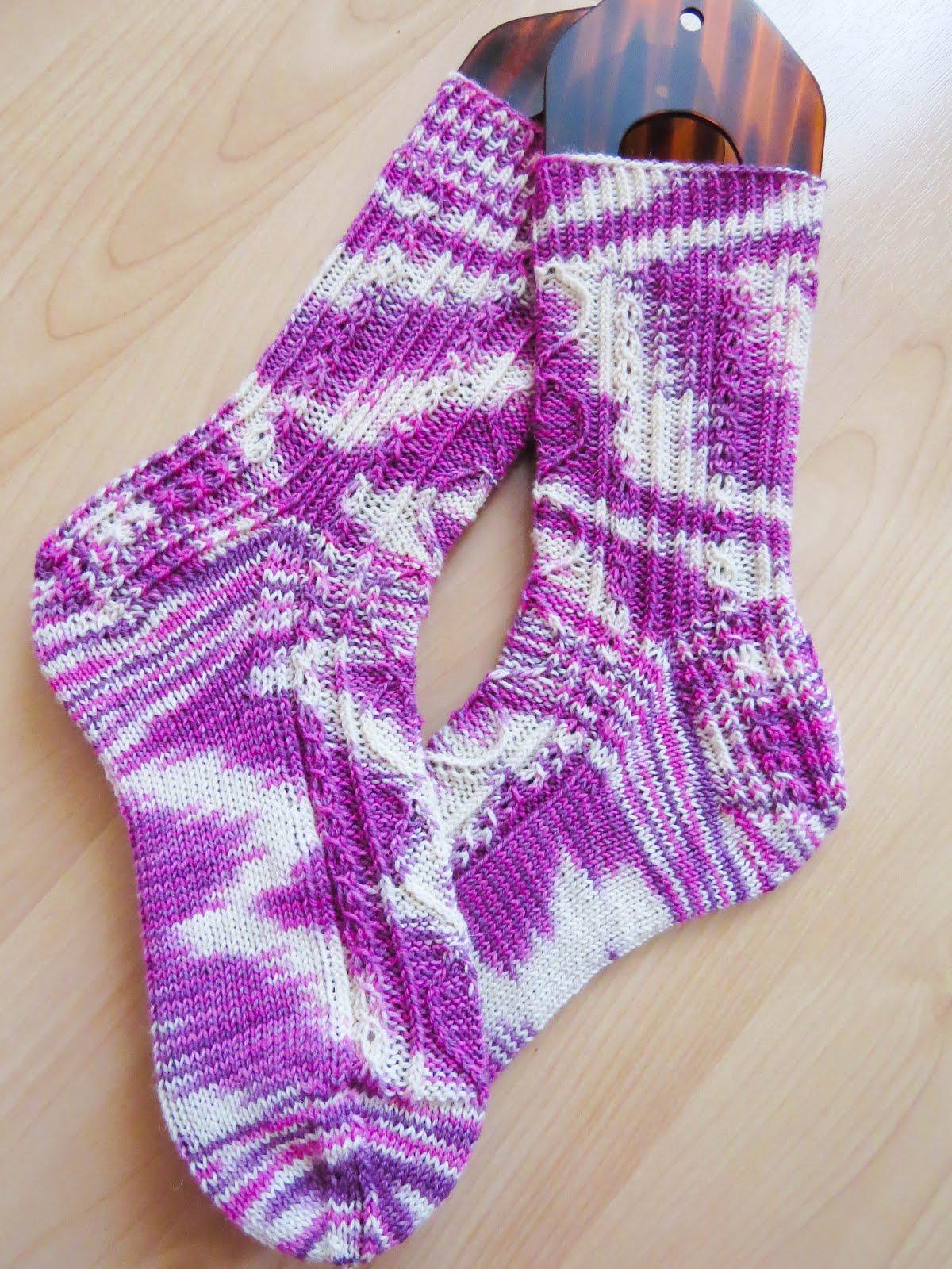 Socken und mehr: Muttertags Socken