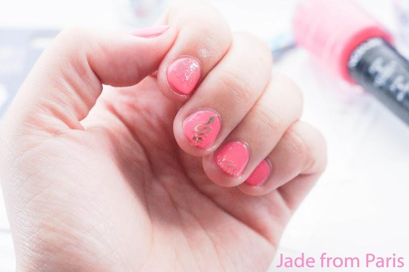 bourjois bijoux ongles