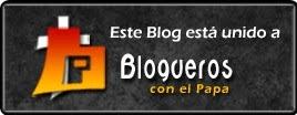 BLOGUEROS CON EL PAPA!!