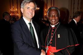 Turkson and Huhne