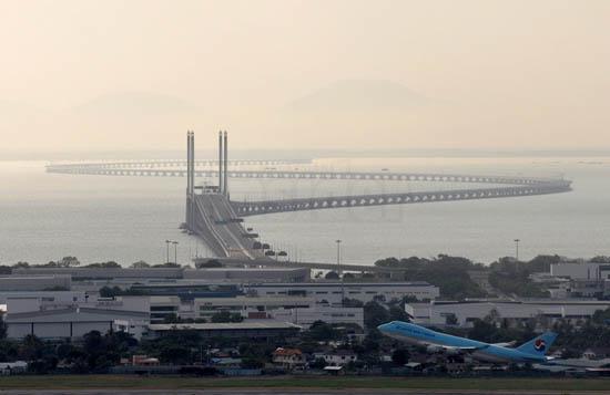 Penang Second Bridge Malaysia