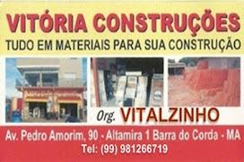 VITÓRIA CONSTRUÇÕES