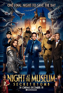 Night at the Museum: Secret of the Tomb (2014) 720p