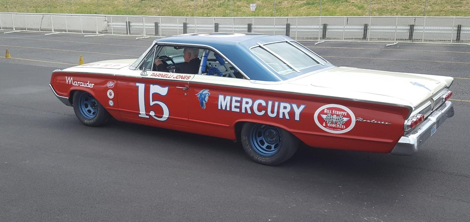 Poppa wheelie 1963 mercury marauder