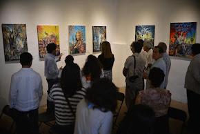 """En el Centro Recreativo Xalapeño se exhibe """"Pisando Raíces"""""""
