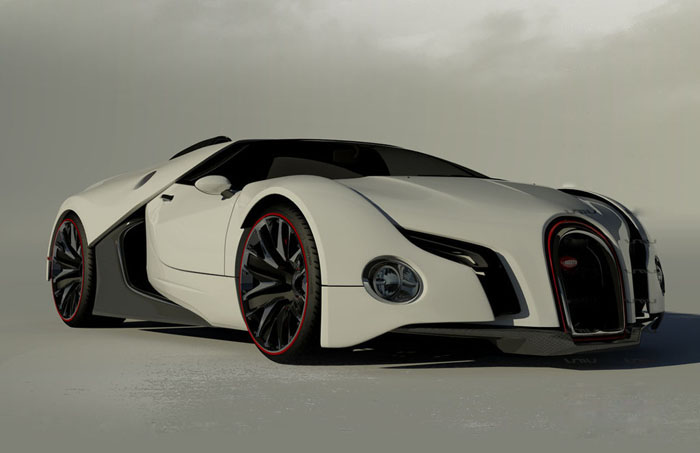 bugatti renaissance concept 2013 wild engine. Black Bedroom Furniture Sets. Home Design Ideas