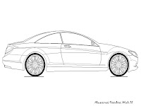Mewarnai Gambar Mercedes-Benz Colonial CL-22