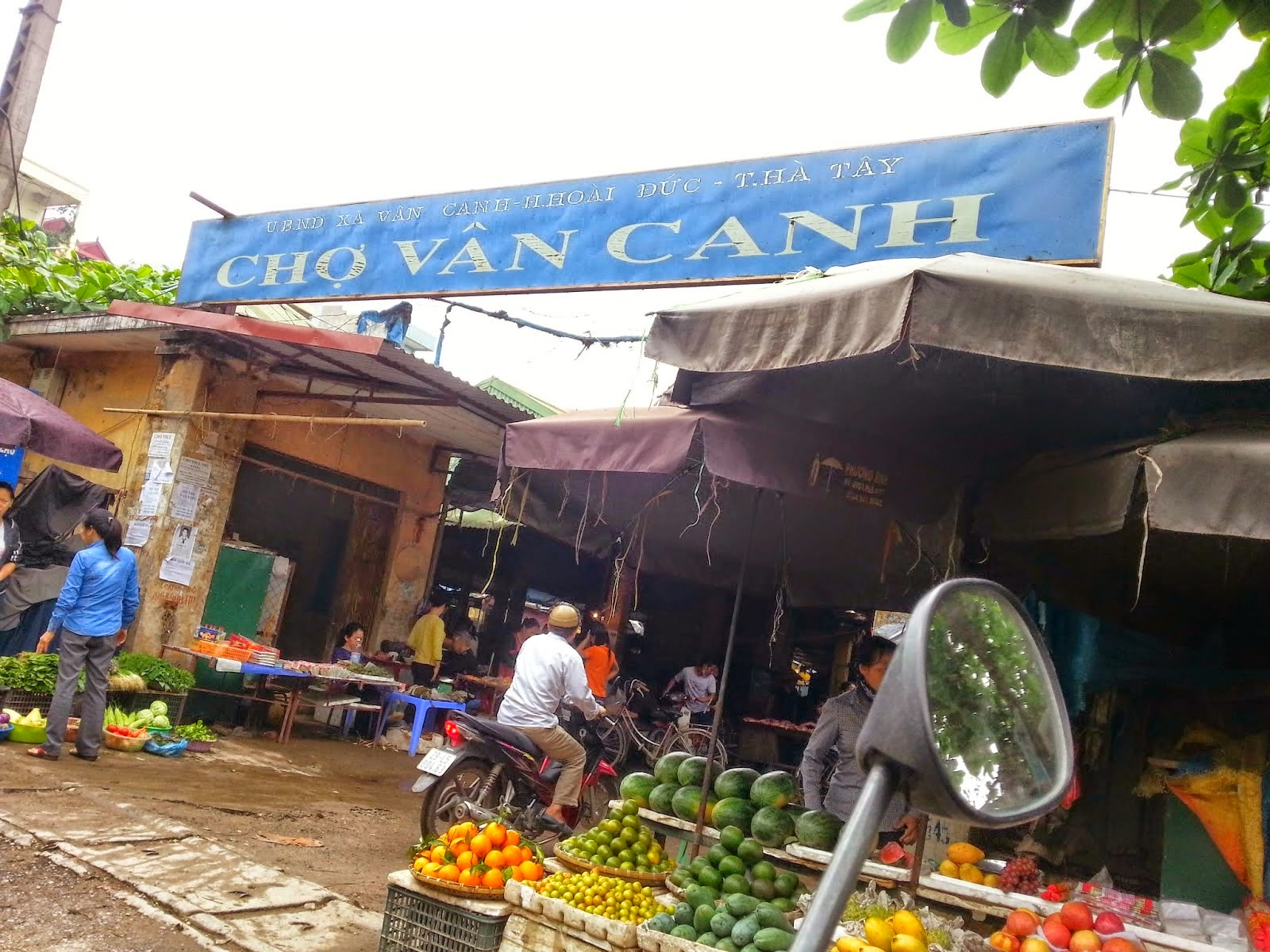 Chợ cóc