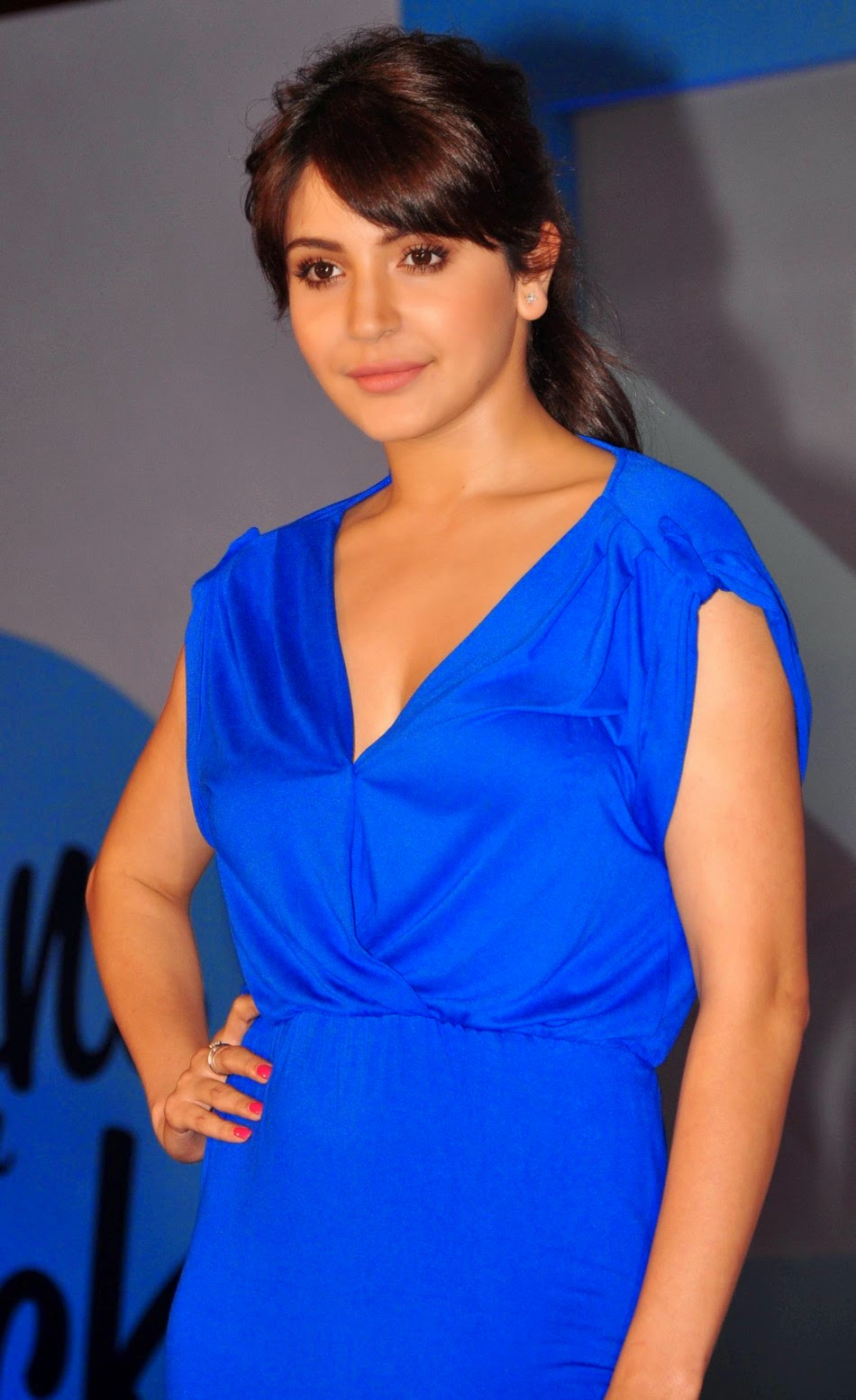 Anushka Sharma At Nivea Flaunt Launch