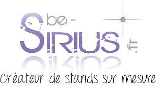 Stand sur mesure Maison & Objet Be-Sirius