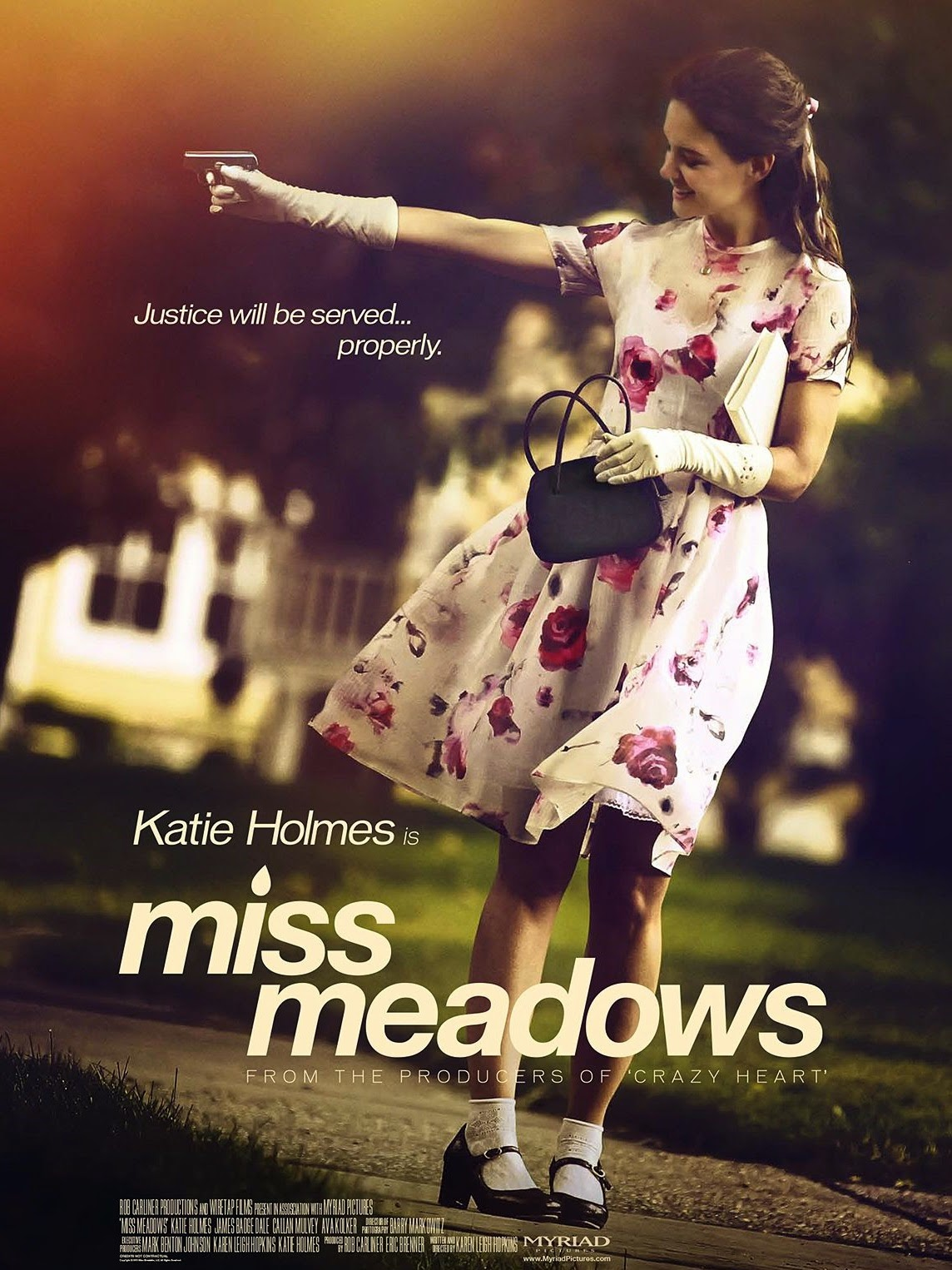 Miss Meadows (2014) Dvdrip  tainies online oipeirates