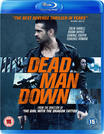 Dead Man Down 2013 BluRay 720p x264 Ingles Sub Latino Accion