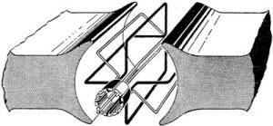 Skema Generator dengan Empat Lilitan Armature