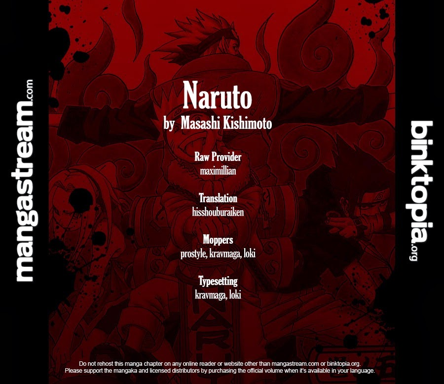 Naruto - Chapter:498 - Page:18