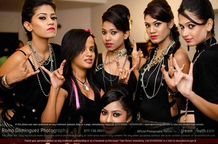 Derana Veet Miss Srilanka For Miss Earth 2013