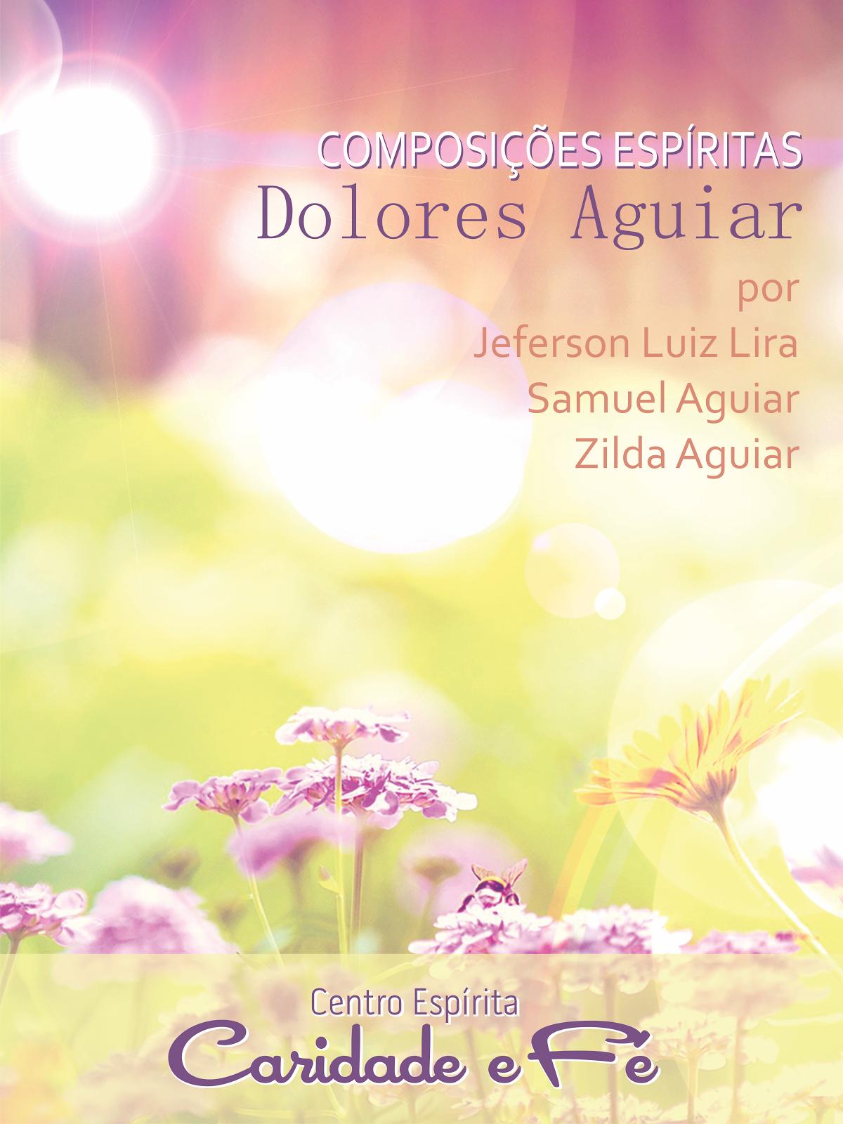 CD Composições espíritas de Maria Dolores