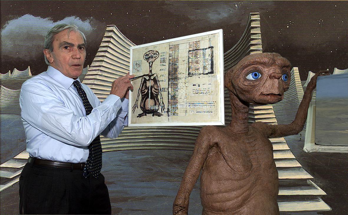 carlos rambaldi et the extraterrestrial designs