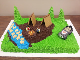 The Cake Critic: Cub Scout Cake Auction 2012