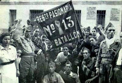 "Miguel Gila: ""Nos fusilaron mal"" - texto de  Florentino Areneros - enero de 2013 RTOPASIONARIA"