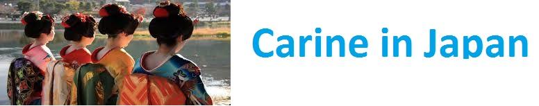 Carine  in Japan