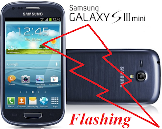 Firmware Flashing Official For Samsung Galaxy S3 Mini (GT-I8190)