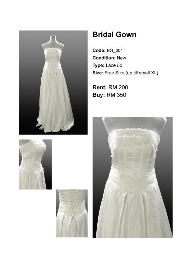 WTProvide] Bridal, Wedding & Evening Gown Rental