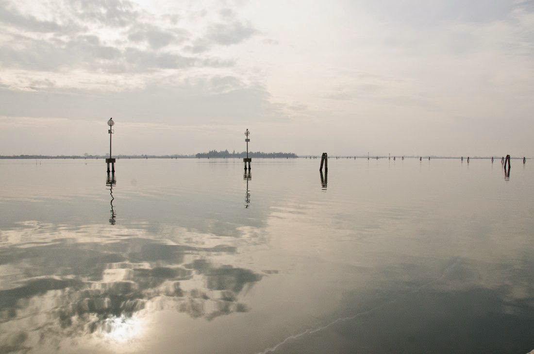 Burano - lagune