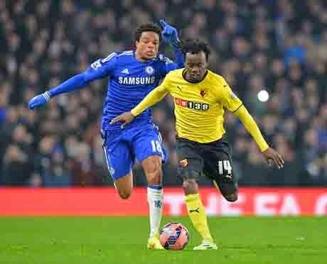 Chelsea Pijak Babak Keempat Usai Hantam Watford 3-0