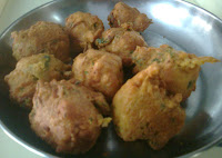 mix bhajiya