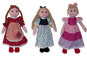 Handmade Soft Dolls