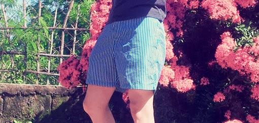 summer short, penshoppe