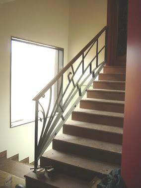 Guarda Corpo de Escada ..