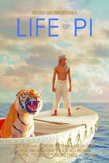 Portada de la película Vida de Pi (Life of Pi)