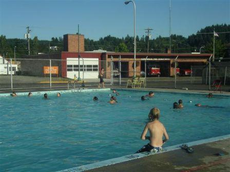 Things To Do In Washington State Pearl Street Outdoor Pool Centralia