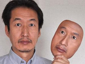 Real-f,Japanese company REAL-f,copies of human faces,face 3D
