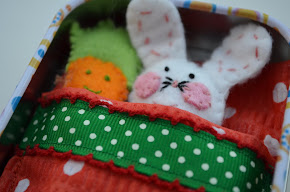 Free Felt Bunny Tutorial
