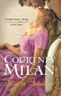 Book cover of Proof by Seduction by Courtney Milan (Carhart series #1)